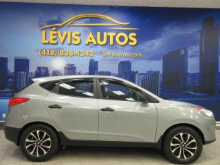 Used 2013 Hyundai Tucson GL AWD MAGS SIEGE CHAUFFANT BLEUTOOTH BE for sale in Lévis, QC