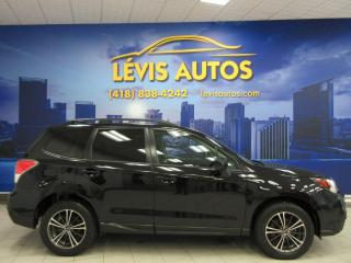 Used 2017 Subaru Forester AWD SIEGE CHAUFFANT BLUTHOOTH MAGS SEULE for sale in Lévis, QC