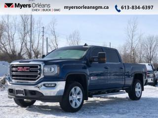 Used 2017 GMC Sierra 1500 SLE  MAX TRAILER PACK! for sale in Orleans, ON