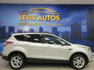 Used 2017 Ford Escape SE AWD ÉCOBOOST SIEGE CHAUFFANT 58400 KM for sale in Lévis, QC
