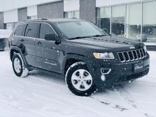Used 2015 Jeep Grand Cherokee LAREDO AWD for sale in Ste-Marie, QC