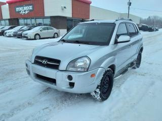 Used 2008 Hyundai Tucson Limited 4dr FWD 4 Door Sport Utility for sale in Steinbach, MB