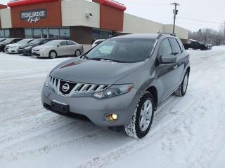 Used 2010 Nissan Murano SL 4dr AWD 4 Door Utility for sale in Steinbach, MB