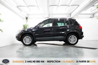 Used 2016 Volkswagen Tiguan 4MOTION SE Spécial Édition + Toit Pano + Caméra for sale in Québec, QC