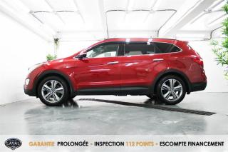 Used 2014 Hyundai Santa Fe XL AWD Auto Luxury 3.3L + 7 Places + Caméra + A/C for sale in Québec, QC