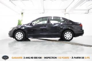 Used 2016 Volkswagen Jetta Manuelle Trendline 1.4 TSI + Caméra + Bluetooth for sale in Québec, QC