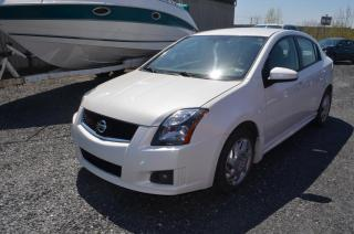 Used 2012 Nissan Sentra for sale in St-Georges-Est, QC