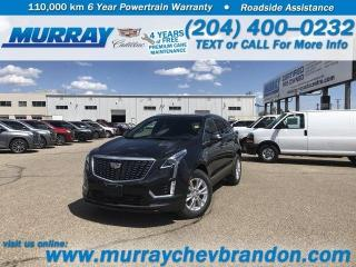 New 2020 Cadillac XT5 Luxury AWD for sale in Brandon, MB