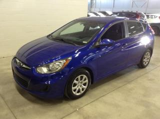 Used 2013 Hyundai Accent GL for sale in Longueuil, QC
