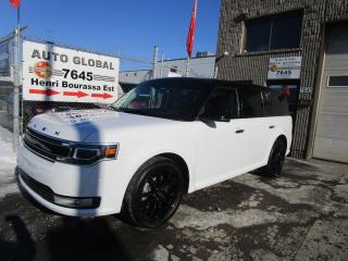 Used 2019 Ford Flex Limited AWD for sale in Montréal, QC