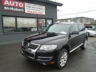 Used 2009 Volkswagen Touareg for sale in St-Hubert, QC