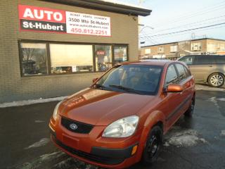 Used 2008 Kia Rio5 for sale in St-Hubert, QC