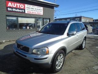 Used 2007 Volvo XC90 for sale in St-Hubert, QC