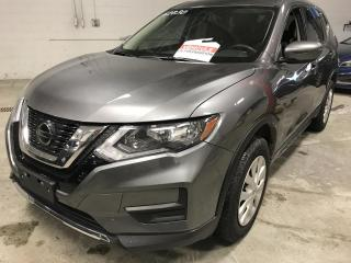 Used 2018 Nissan Rogue S AWD A/C CAMERA for sale in Île-Perrot, QC