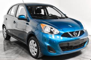 Used 2017 Nissan Micra Sv A/c for sale in Île-Perrot, QC