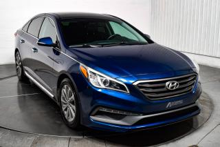 Used 2015 Hyundai Sonata SPORT TECH TOIT NAV MAGS for sale in Île-Perrot, QC