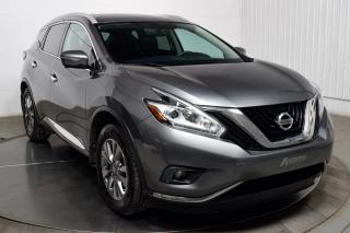 Used 2015 Nissan Murano SL AWD CUIR TOIT PANO MAGS NAV for sale in Île-Perrot, QC