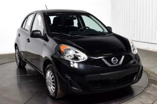 Used 2017 Nissan Micra S A/c for sale in Île-Perrot, QC