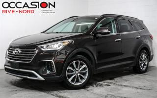 Used 2017 Hyundai Santa Fe XL Premium AWD MAGS+SIEGES.CHAUFFANTS+CAM.RECUL for sale in Boisbriand, QC