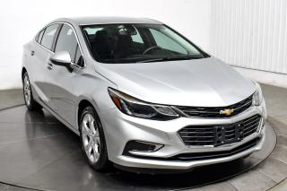 Used 2018 Chevrolet Cruze PREMIER A/C CUIR MAGS GROS ÉCRAN CAMÉRA for sale in Île-Perrot, QC