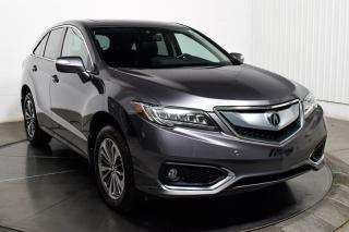 Used 2017 Acura RDX ELITE AWD  CUIR TOIT NAV for sale in Île-Perrot, QC
