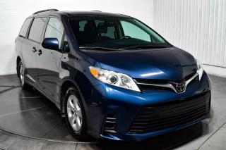 Used 2018 Toyota Sienna LE A/C MAGS CAMERA DE RECUL 8 PASSAGERS for sale in St-Hubert, QC