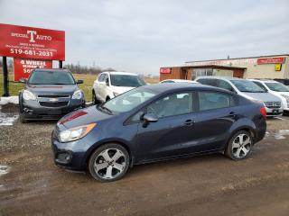 Used 2014 Kia Rio EX for sale in London, ON