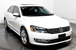 Used 2015 Volkswagen Passat HIGHLINE CUIR TOIT NAV MAGS for sale in Île-Perrot, QC