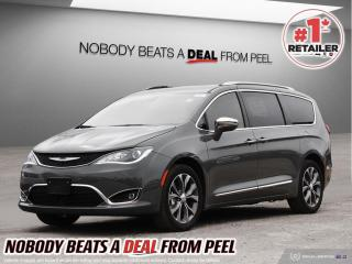 New 2020 Chrysler Pacifica Limited for sale in Mississauga, ON
