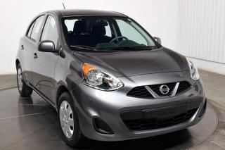 Used 2017 Nissan Micra Sv A/c Bluetooth for sale in St-Hubert, QC