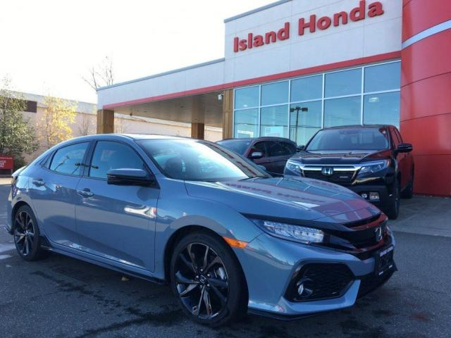 2018 Honda Civic Sport Touring