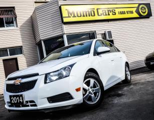 Used 2014 Chevrolet Cruze 2LT | HEATED SEATS | LEATHER | ONLY $97/BI-WEEKLY! for sale in St. Catharines, ON