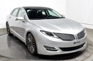 Used 2015 Lincoln MKZ CUIR TOIT PANO NAV MAGS for sale in Île-Perrot, QC