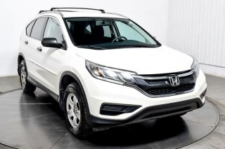 Used 2015 Honda CR-V LX A/C SIEGE CHAUFFANT CAMÉRA DE RECUL for sale in Île-Perrot, QC