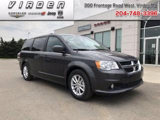 New 2020 Dodge Grand Caravan PREMIUM PLUS for sale in Virden, MB