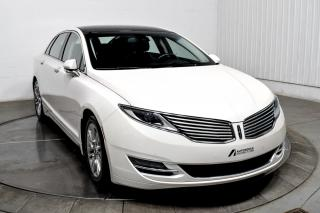Used 2015 Lincoln MKZ AWD V6 CUIR TOIT PANO MAGS NAV CAMERA DE for sale in Île-Perrot, QC