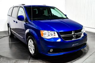 Used 2018 Dodge Grand Caravan CREW CUIR NAV STOW N GO for sale in Île-Perrot, QC