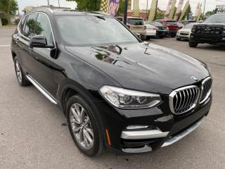 Used 2019 BMW X3 xDrive30i Sports Activity Vehicle for sale in Ottawa, ON