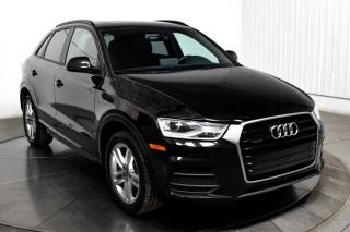 Used 2016 Audi Q3 KOMFORT 2.0T QUATTRO CUIR TOIT MAGS for sale in Île-Perrot, QC