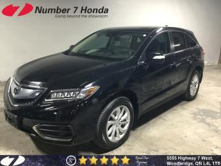 Used 2017 Acura RDX Tech| Leather| Navi| All-Wheel Drive| for sale in Woodbridge, ON