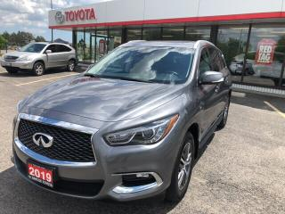 Used 2019 Infiniti QX60 PURE for sale in Simcoe, ON