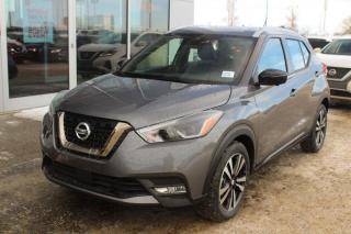 New 2020 Nissan Kicks SR BACK UP CAMERA HEATED SEATS PUSH START BLUETOOTH for sale in Edmonton, AB