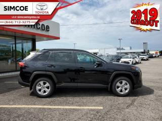 New 2019 Toyota RAV4 AWD LE   ECP Included for sale in Simcoe, ON