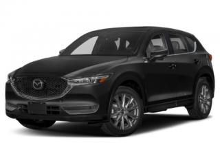 New 2019 Mazda CX-5 GT w/Turbo for sale in St Catharines, ON