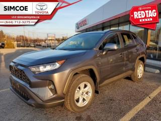 New 2020 Toyota RAV4 XLE AWD  - Sunroof - $259 B/W for sale in Simcoe, ON