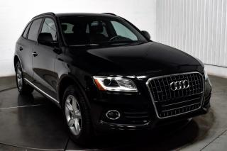 Used 2017 Audi Q5 KOMFORT QUATTRO TFSI CUIR TOIT PANO MAGS for sale in Île-Perrot, QC