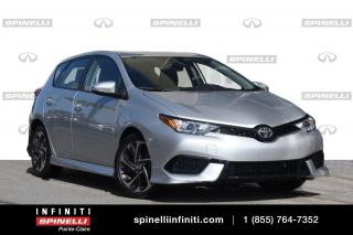 Used 2018 Toyota Corolla iM iM for sale in Montréal, QC