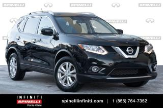 Used 2016 Nissan Rogue SV / CAMERA / BLUETOOTH / SIEGES CHAUFFANTS**** SV / AWD / CAMERA / BLUETOOTH / SIEGES CHAUFFANTS for sale in Montréal, QC