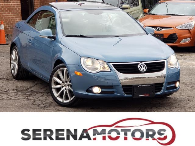 2007 Volkswagen Eos 2.0T | LUXURY PKG | FULLY LOADED | NO ACCIDENTS