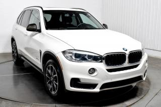 Used 2016 BMW X5 35i XDRIVE CUIR TOIT PANO NAVIGATION for sale in St-Hubert, QC